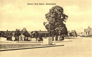 Elmers End Green in 1940.
