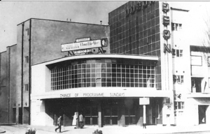 Odeon Cinema 1939 to 1957